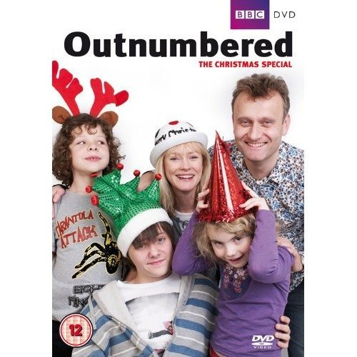 Outnumbered - The Christmas Special 2009 DVD [2010]