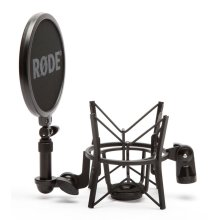 Rode SM6 Professional Shock Mount with Integrated Pop Shield