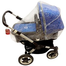 Raincover Compatible with Bugaboo Buffalo Pushchair (198)