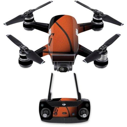 MightySkins DJSPCMB-Gameball Skin Decal for DJI Spark Mini Drone Combo Sticker - Gameball