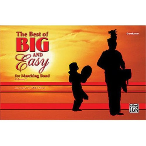 Alfred 00-27964 BEST OF BIG & EZ 2-COND SC