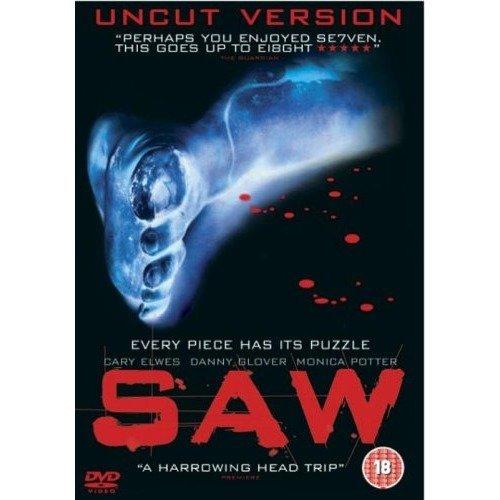 Saw - Uncut Version DVD [2005]