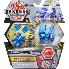 Bakugan 6055887 Ultra with Transforming Baku-Gear, Armored Alliance 3-inch Tall Collectible Action Figure, Assorted