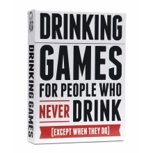 Drinking Games for People Who Never Drink - Base Game