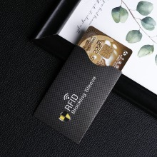 RFID Card Blocking Sleeve Anti Theft Credit Debit Protector