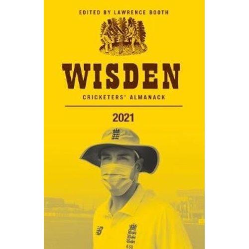 Wisden Cricketers' Almanack 2021   Hardback