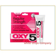 OXY 5 Acne Pimple Treatment Cream 25g
