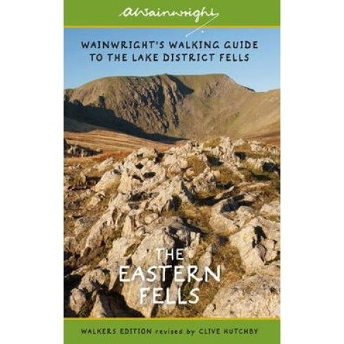 Wainwright's Illustrated Walking Guide to the Lake District: the Eastern Fells Book 1