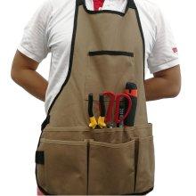Tool Apron for Working,Garden, Pottery, Craft Workshop, Garage