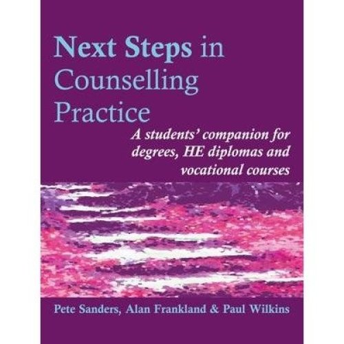 Next Steps in Counselling Practice