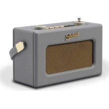 Roberts Radio REV-UNODG Revival UNO DAB/DAB/FM Alarm Clock Radio with FM Tuner