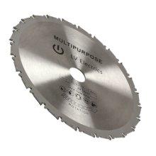New Expert Circular Saw Blade Disc 210mm 25.4mm 24T Ring Chop Mitre