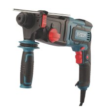 Erbauer Corded Electric SDS Plus Hammer Drill Brushed ERH750 750W 220-240V
