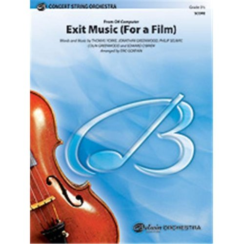 Alfred 00-33756 EXIT MUSIC - FOR A FILM-PCS
