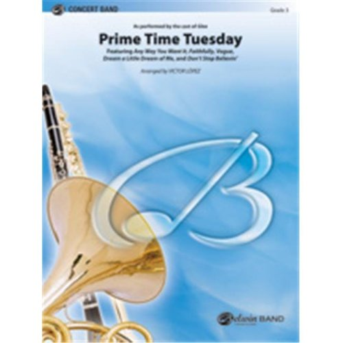 Alfred 00-35405 PRIME TIME TUESDAY-PCB SET4D