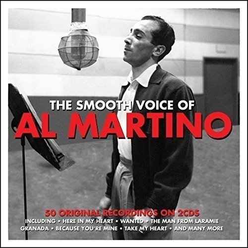 Al Martino - the Smooth Voice of Al Martino [double Cd]