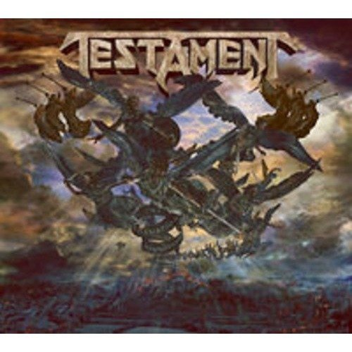 Testament - the Formation of Damnation [CD]