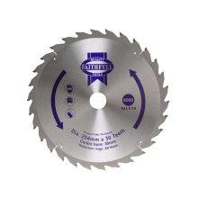 Faithfull FAIZ25430 Circular Saw Blade 254 x 16/25/30mm x 30T General-Purpose
