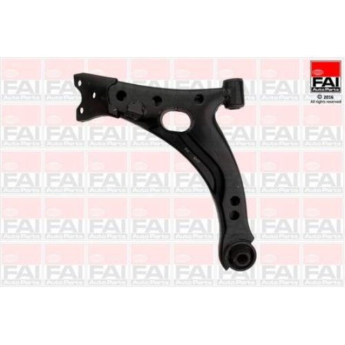 Front Left FAI Wishbone Suspension Control Arm SS430 for Toyota Carina 1.8 Litre Petrol (03/96-03/98)