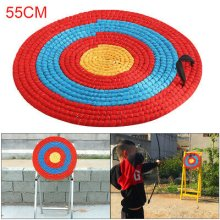 Outdoor Sports Archery Shooting Bow Straw Arrow Target Single Layer