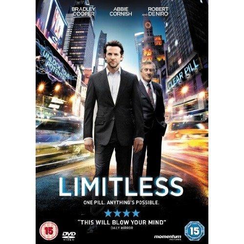 Limitless DVD [2011]