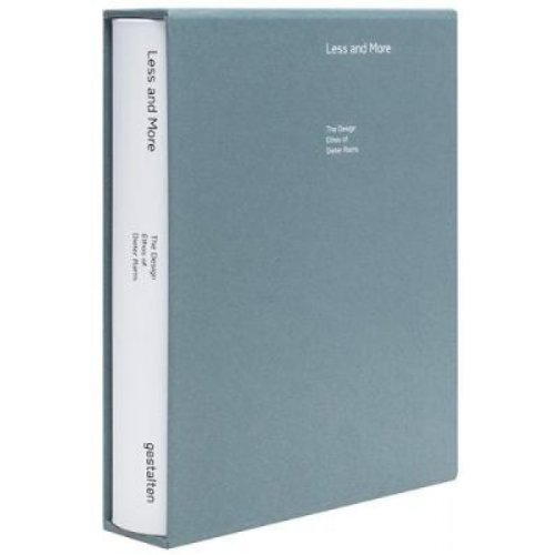 Less and More  The Design Ethos of Dieter Rams by Edited by Klaus Klemp & Edited by Keiko Ueki Polet