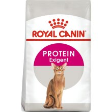 Royal Canin Protein Exigent Cat Food, For Adults, Adapted Energy Content - 4KG