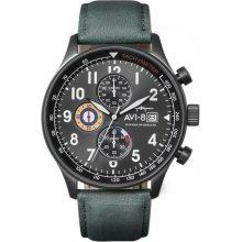 AVI-8 Men watch AV-4011-0D Chronograph
