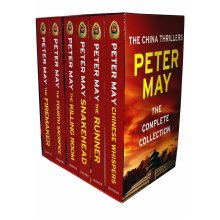 Peter May China Thrillers Series Collection 6 Books Set