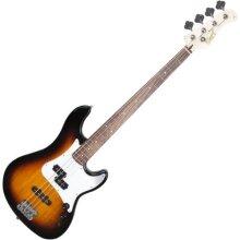 Cort B-001ÂââÃÃÂâ0807ÂââÃÃÂâ0ÂâElectric Bass Guitar, 4ÂâString
