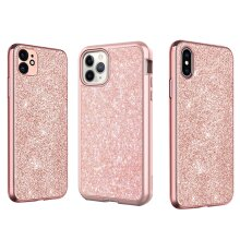 Glitter Ultra Thin TPU Case Cover For Apple iPhone