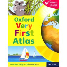 Oxford Very First Atlas - Used