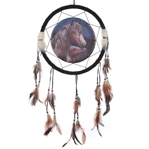 Decorative Horse Dreamcatcher Medium