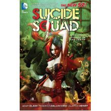 Suicide Squad TP Vol 01 Kicked In The Teeth - Used