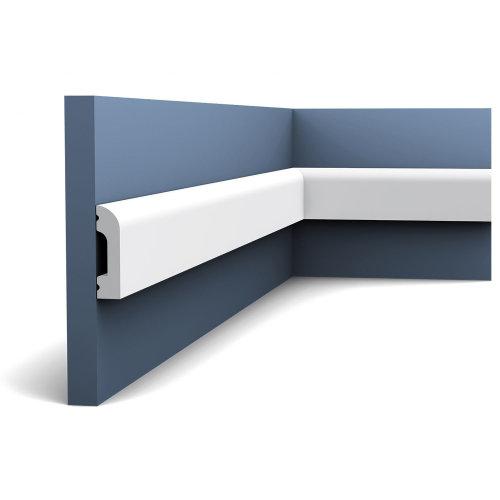Orac Decor DX182F AXXENT CASCADE Door frame flexible moulding skirting 2 m
