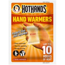 Hot Hands Hand Warmers - Pack Of 2 (UK2020)