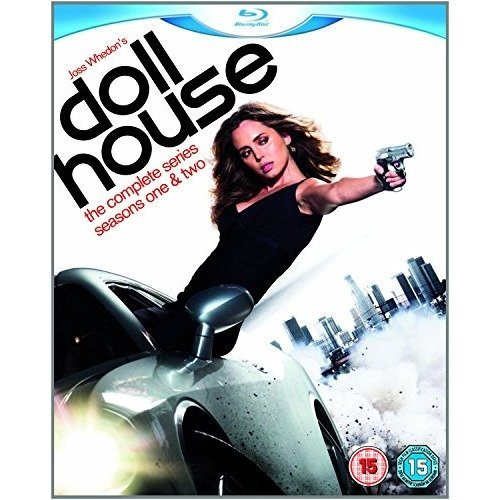 Dollhouse Seasons 1 to 2 Complete Collection Blu-Ray [2010]
