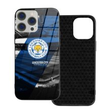 Leicester City FC Phone Cases Compatible with iPhone 12/ iPhone 12 Pro/ 12 Mini/ 12 Pro Max Glass Back Cover
