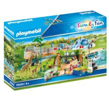 Playmobil Family Fun - Large Zoo 70341