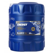 Mannol Energy SAE 5W-30 HC Synthetic Engine Oil - 20L