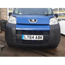 Peugeot Bipper 2010-2017 FRONT END COMPLETE - Used
