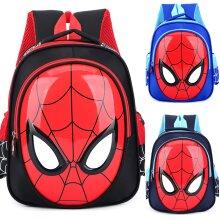 Kids Spiderman Backpack School Bookbag Rucksack Shoulders Bag