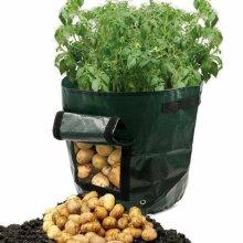 Reusable Potato Grow Bags Tomato Plant Bag Garden Veg Flowers Planter Container
