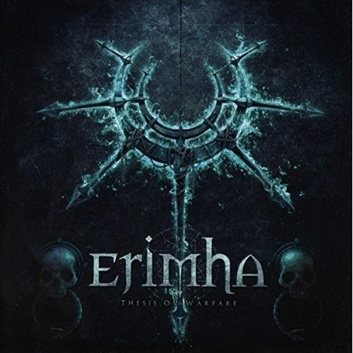 Erimha - Thesis Ov Warfare [CD]