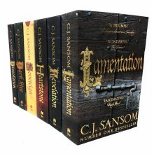 C J Sansom 6 Books Collection Set The Shardlake Series