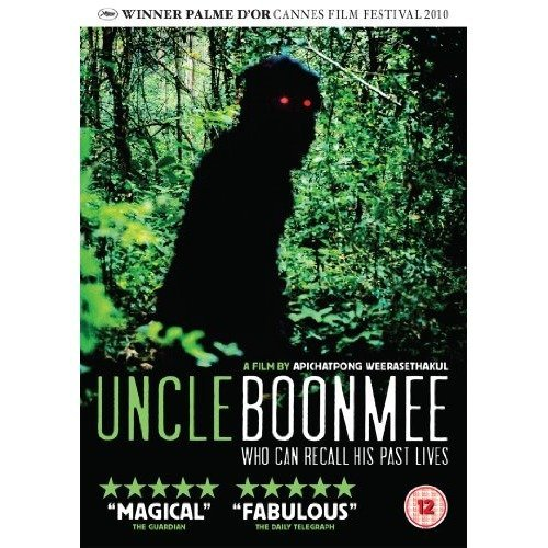 Uncle Boonmee Who Can Recall His Past Lives DVD [2011]