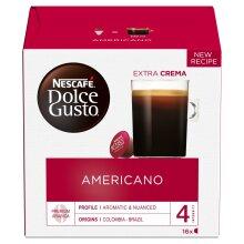 Nescafe Dolce Gusto Caffe Americano Pods