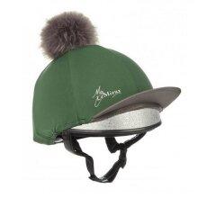 LeMieux Hat Silk - Hunter Green