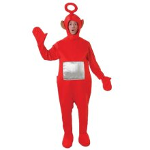 Teletubbies Costume For Adult , Party, Cosplay(Red)