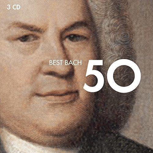 50 Best Bach [CD]